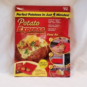 Potato Express for Microwave